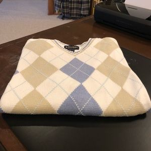 Brooks Brothers sweater size Large